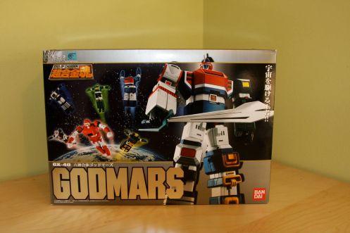 GX-40 GODMARS
